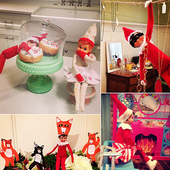 Straight From the North Pole: 53 Places to Put Your Elf on the Shelf