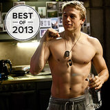 The Best Shirtless Movie Moments of 2013