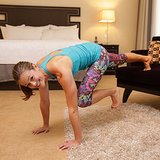 Abs Exercises You Can Do in Your Hotel Room