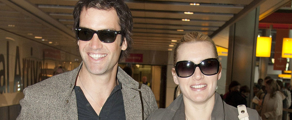 Kate Winslet Welcomes a Baby Boy!