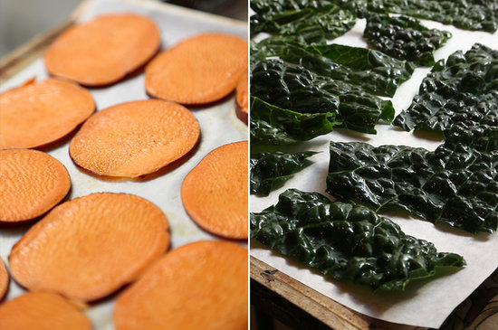 Kale Chips Recipe Oven Giada