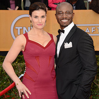Taye Diggs and Idina Menzel Separate