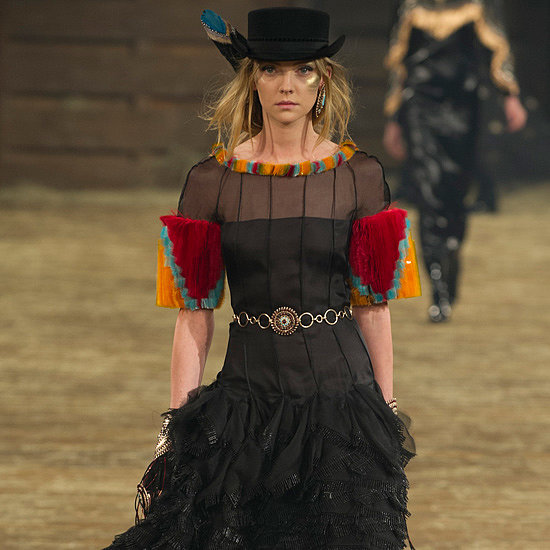 Chanel Pre-Fall 2014: Karl Does Dallas