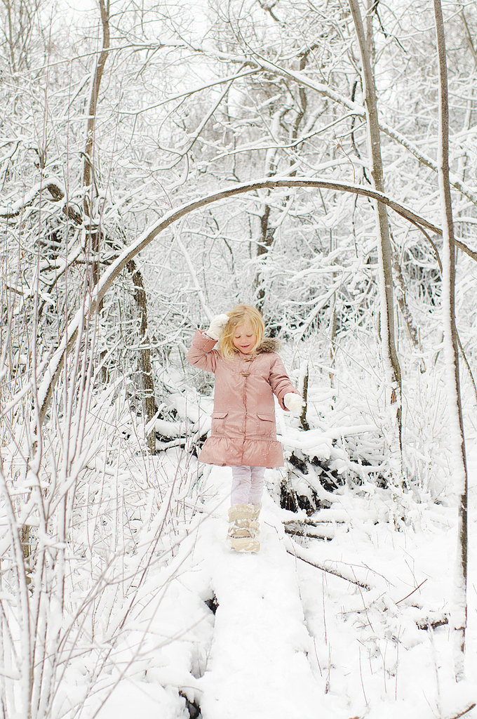 How to Take Amazing Winter Photos of Your Kids