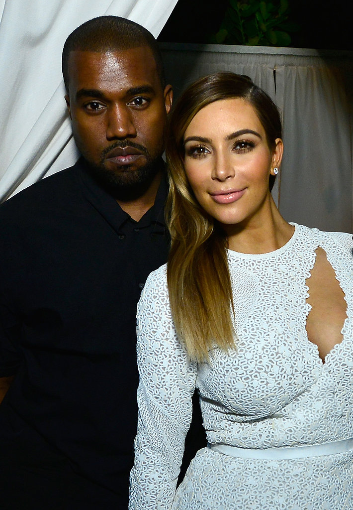 Art-lover Kanye West couldn't pass up a chance to visit Art Basel in Miami on Dec. 5. The rapper brought Kim Kardashian with him, and the couple hung out with Lindsay Lohan and famed artist Jeff Koons.