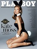 Kate Moss's Playboy Cover