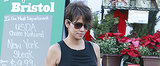 Halle Berry Shows Her Postbaby Body on a Shopping Trip