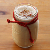 Healthy Eggnog Smoothie