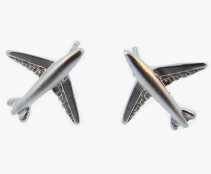 We can't get over these adorable JewelMint Silver Airplane Earrings ($30) — the perfect gift for your long-distance friends.