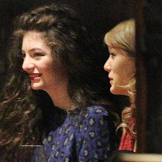 Taylor Swift and Lorde Having Dinner Together