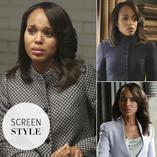 Olivia Tops Off Scandal's Midseason Finale in Armani