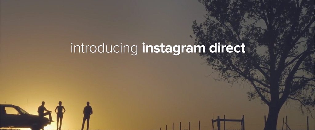 Instagram Gets Intimate With Direct Messaging