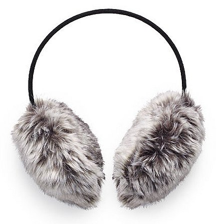 Come Winter, every girl appreciates a pair of earmuffs like these Victoria's Secret Fur Earmuffs ($18).