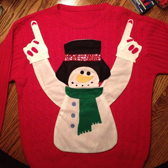11 Christmas Sweaters That Are Totally Killing It