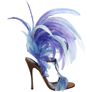 Nicholas Kirkwood Shoes For Victoria's Secret Runway Show