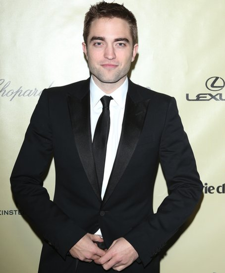 Robert Pattinson Gets a Meaty New Drama