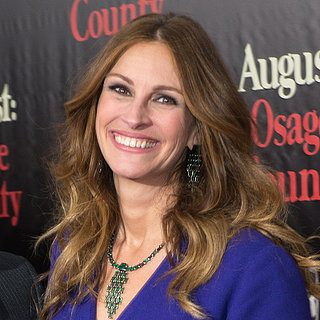 Julia Roberts at August: Osage County Premiere
