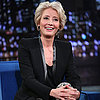 Emma Thompson Sings With Jimmy Fallon