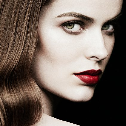 Pictures: Robyn Lawley's Beauty Campaign, Barneys New York