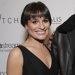 Lea Michele Hosts a Charity Event For Chrysalis | Pictures