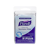 Purell Soft Sanitizing Wipes ($2) are a necessity for multiple reasons. Not only will they keep your hands clean, but they also can be useful if you have a cocktail spill. In a morning-after emergency, you can even use them to freshen up your underarms if deodorant is sparse (no judgment here).