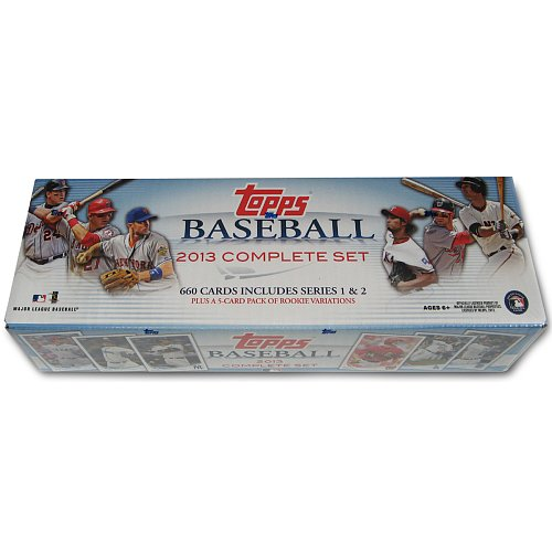 Topps 2013 MLB Factory Set