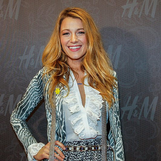 Blake Lively Smells Like Chocolate Chip Cookies