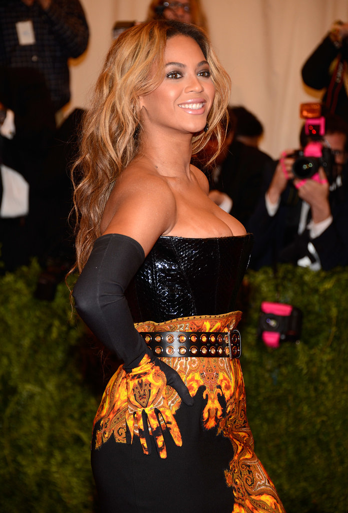 May at the Met Gala and PUNK: Chaos to Couture.