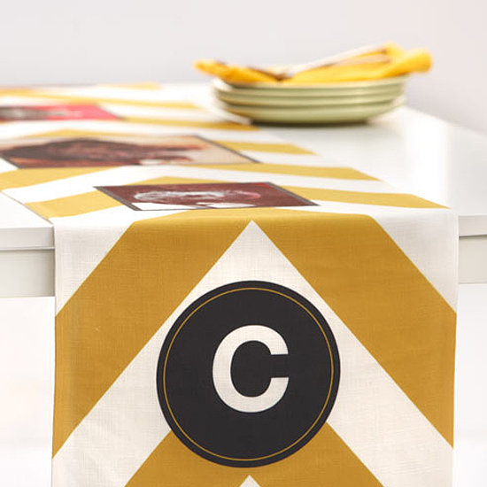 This Table Runner from Shutterfly ($36, originally $45) is a unique idea that we haven't seen before. Use it for daily dining or customize one for a birthday bash.