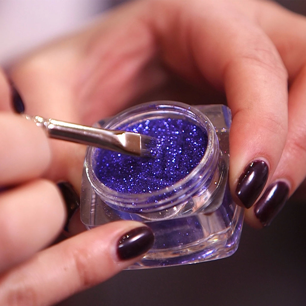 Two Totally Cool Ways to Rock Glitter on New Year's Eve