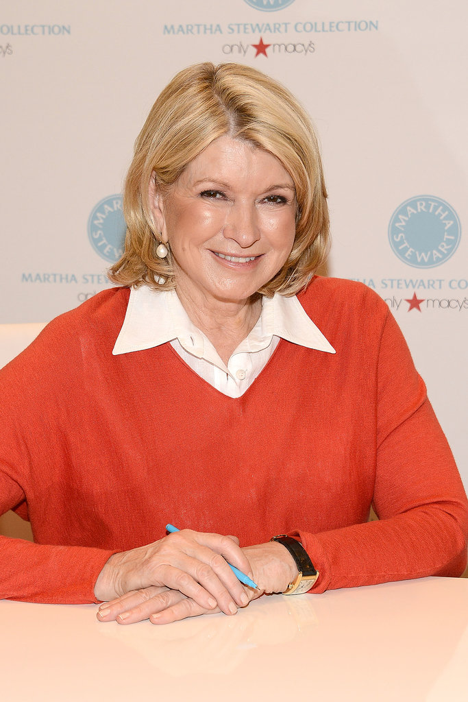 "Martha Stewart's party skills should never be underestimated. During an interview with Bravo's Andy Cohen, Martha shared a story about seeing two people smoke ""sloppy joints"" in NYC. ""Of course I know how to roll a joint,"" she said, stopping short of admitting that she lights up."