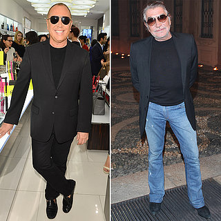 Michael Kors Accused of Copying by Roberto Cavalli