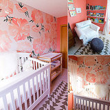 Kids' Rooms: A Nursery Where Everything Comes Up Roses