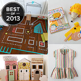 Our Favorite Kid-Friendly Crafts of 2013