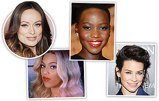 Hollywood's Blue (Eyeliner) Streak