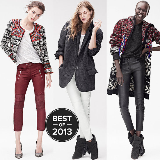 You Voted! Isabel Marant For H&M Wins Best Collab of 2013