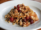 Vegan Apple Cranberry Crisp