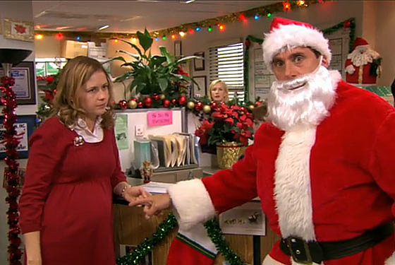 How to Survive Your Office Holiday Party — in GIFs