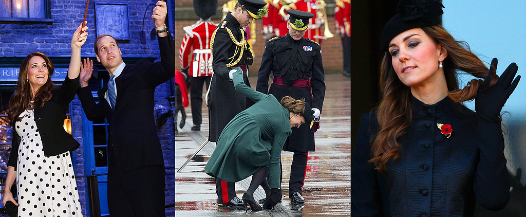 We Crown These the Best Will and Kate Photos of 2013