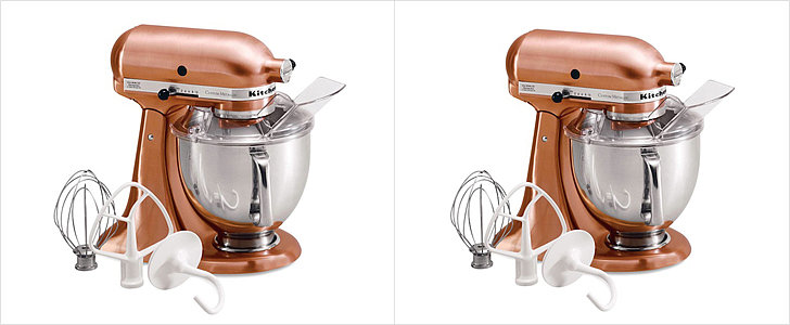 Want It! Copper Kitchen Mixer
