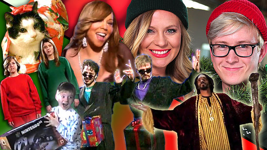 Top That! Christmas Sweatz, Mariah Carey Sings, & More!