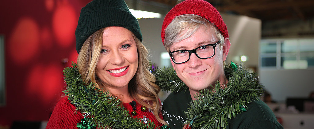 Top That! Christmas Sweatz, Mariah Carey Singing, and More!