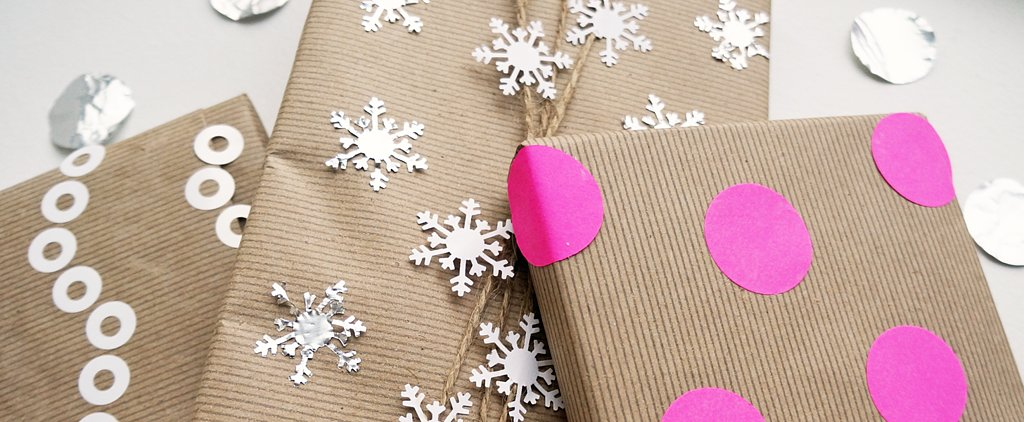 3 Beautiful Ways to Gift Wrap With Kraft Paper