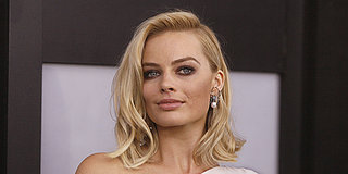 Margot Robbie Shines At 'The Wolf Of Wall Street' Premiere