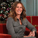 Julia Roberts On The Ellen DeGeneres Show; Not Pregnant