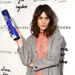 Alexa Chung For Eyeko Interview