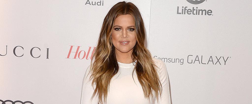 "Kris Jenner Says Khloé Is Staying ""Strong"""