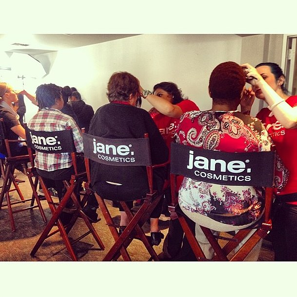 The best gift is to give back. As a special treat, these women in a Houston homeless shelter got a day of pampering with Jane Cosmetics. Source: Instagram user janecosmetics