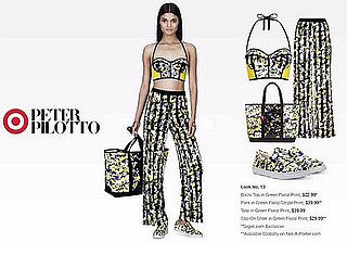 Photos Leak of Peter Pilotto's Print-Crazy Line For Target
