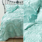 To Receive: Anthropologie Rivulets Quilt